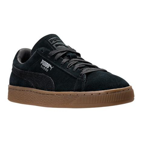 b1168a0295b5e3 2018Genuine PUMA Men s Women s Suede Classic Citi Sneaker Classic  SPORTSTYLE SUEDE Basket Badminton Shoes Size35.5 44-in Badminton Shoes from  Sports ...
