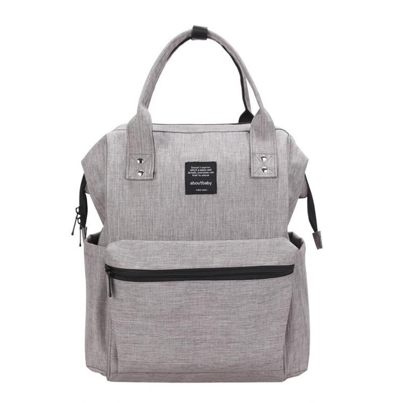 Large Capacity Mummy Bag Baby Care Diaper Multifunctional Maternal Brand Nappy Bags Backpack Maternidade Nursing Travel