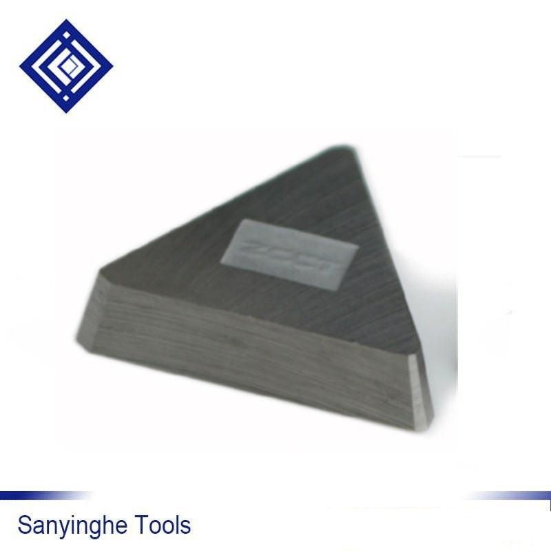 20 pz / lotto YT5 3130511 sanyinghe carburo di tungsteno Triangolo - Macchine utensili e accessori - Fotografia 1
