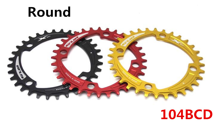 104 bcd chainring