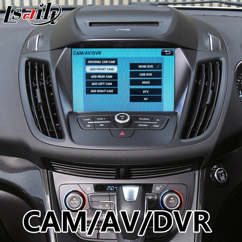 add navigation to ford sync 3