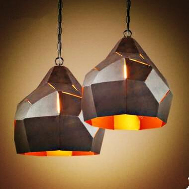 American Country Edison Loft Style Retro Vintage Lamp Industrial Pendant Lighting Fixtures Lampen HangLamp Lampara Conlgante