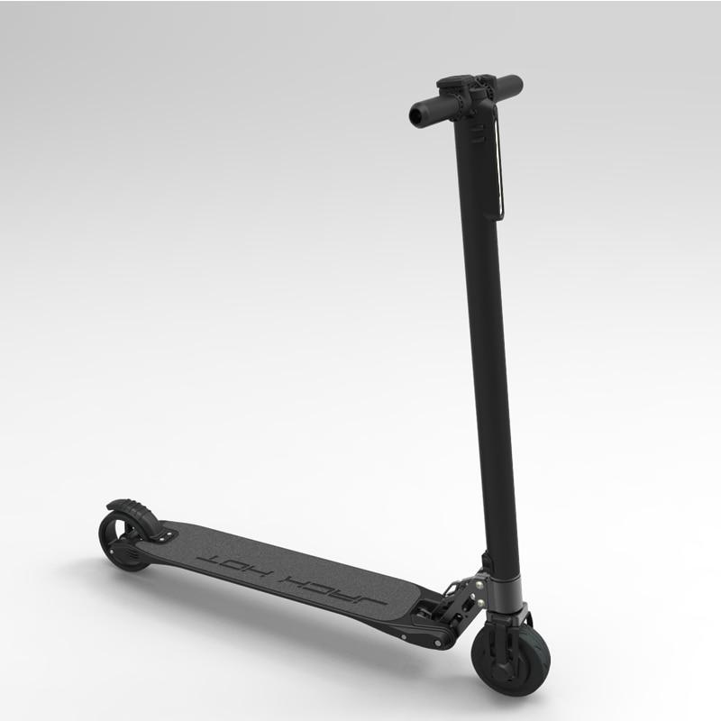 jack hot carbon fiber electric scooter in electric. Black Bedroom Furniture Sets. Home Design Ideas