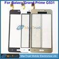 """Оригинал IC 5.0 """"для Samsung Galaxy Grand Prime G531F G531 G531H Сенсорным Экраном Дигитайзер Передней Стеклянной Панели Объектива Датчик 3 Цвет"""