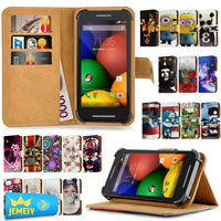 PU Leather Printed Phone Case For Motorola Driod Razr Maxx Minions Girl Panda Flora Printed Flip
