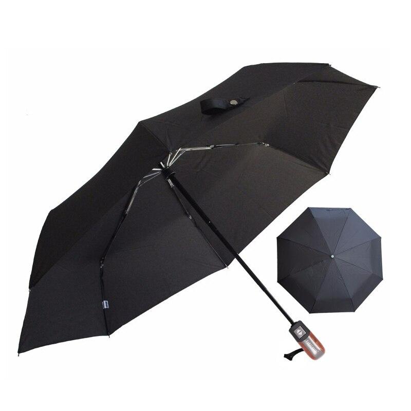 Custom Beauty and the Beast Foldable Umbrella Wind Resistant Umbrella