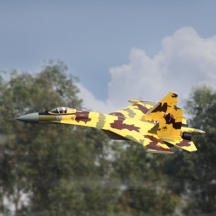 RC EDF Airplane SU-35 Desert Camo Twin 70mm EDF Vec Remote Control PNP Model Aircraft Fixed Wing Airplane Freeshipping model aircraft