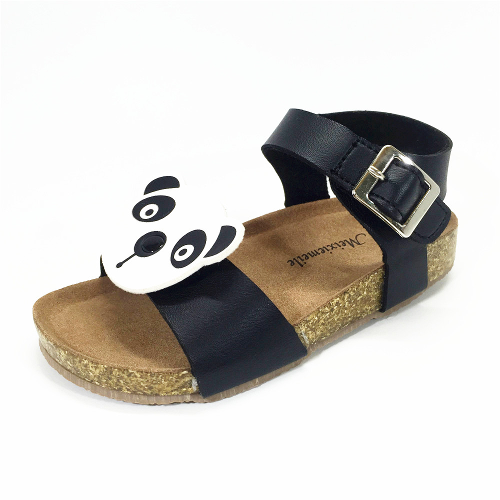 1a7615fc961685 KINE PANDA Summer Sandals Beach Garden Flip Flops Slippers Girls Boys  Sandals School Big Kids Shoes Toddler Girl Boy Sandals-in Sandals from  Mother   Kids ...