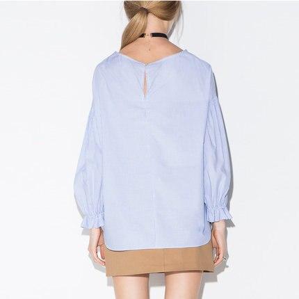 Aliexpress.com : Buy Sell Girl Ladies Fashion Shirt Blouse Puff ...