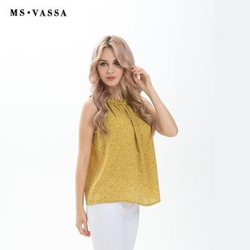 Tank tops Summer fashion Ladies vest sleeveless T-shirts