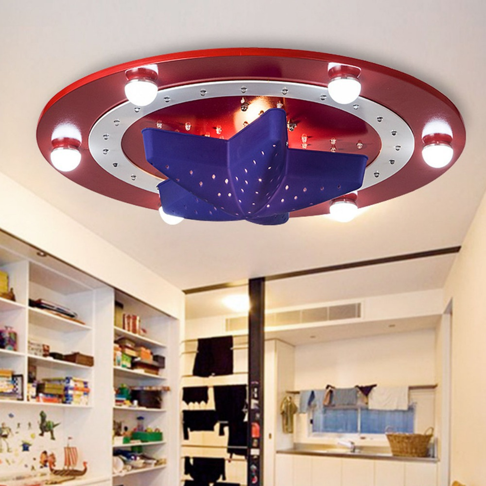 Bedroom Lamps Made In Usa: Aliexpress.com : Buy American Captain Ceiling Lamps