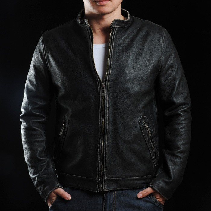 Free Shipping.quality Brand  Fashion Genuine Leather Jacket.classic Outwear Jacket,mans Plus Size Cowhide Coat.6XL