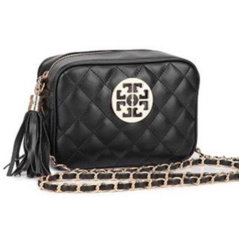 2017 Female Small Bags Black Handbags Women Famous Brands Chain Bags bolsos mujer Clutches Women Messenger Bags bolsa feminina