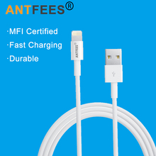 For MFI iphone Cable 1m 3m Fast Charger Adapter Original USB Cord Wire For iphone X 5 5s 6/6s 7 8 plus SE IOS 8 9 10 Date lines
