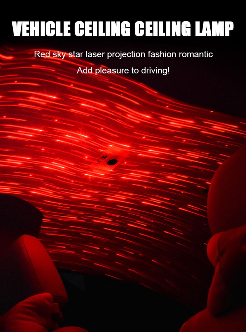 car star light armrest box vehicle ceiling ceiling lamp (15)