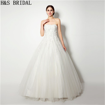 White Ivory Crystal Beaded Quinceanera Dresses sweet 16 ball gowns Prom Dresses Tulle cheap quinceanera gowns vestidos de festa