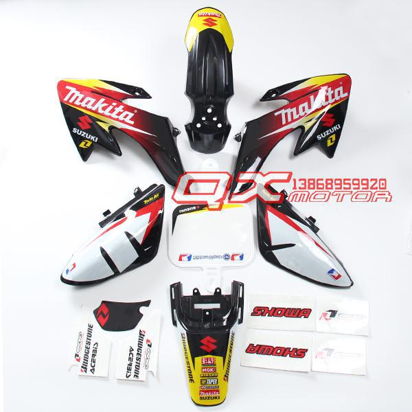 SDG SSR Kayo Apollo Bosuer Xmotos Dirt Pit Bike XR50 CRF50 3M Graphics kit Decals Sticker + Plastic kit Free Shipping alloy aluminum clutch lever brake lever fit crf klx apollo xmotos kayo pit dirt bike parts free shipping xmotos abm racer