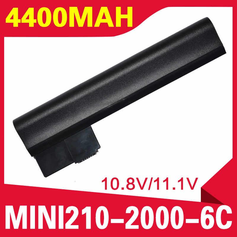 ApexWay 6 cell Аккумулятор для ноутбука HP Mini 210-2000 210-2100 210-2200 WY164AA WY164AA # ABB 629835-141 XQ505AA # ABB