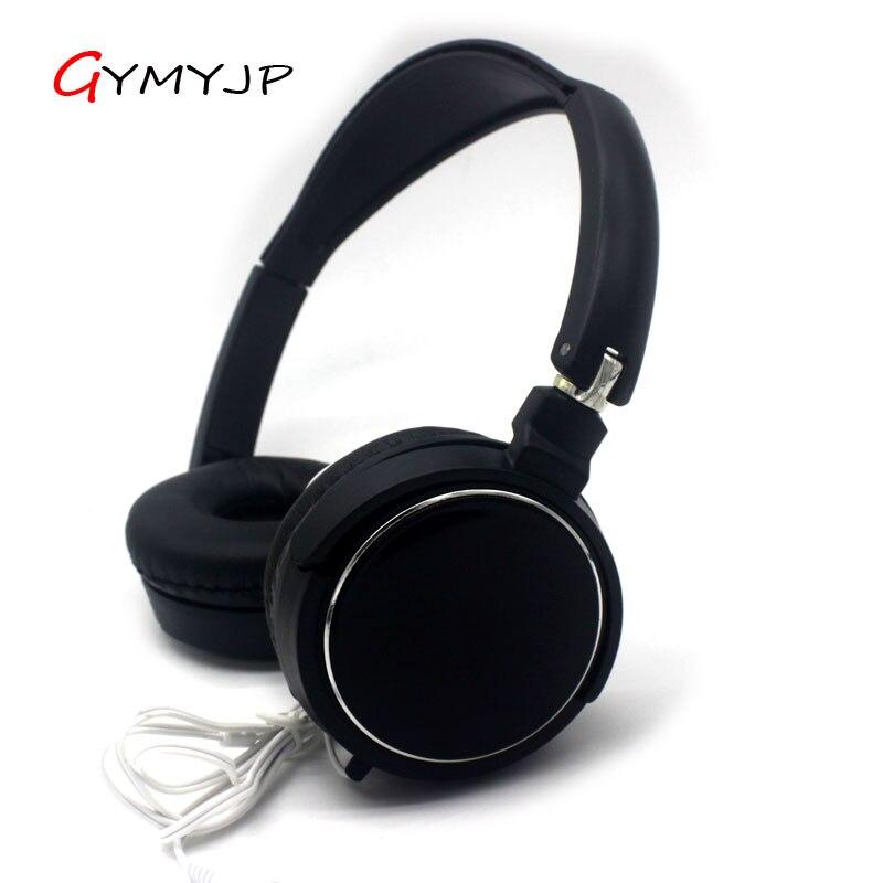 Headphones Earphones 3.5mm AUX Portable Foldable Adjustable Gaming Headset Earphone For MP3 MP4 Phones Computer Computer Music G