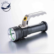 TAIYI2016 CREE XPE LED Zoomable Flashlight Spotlight Searchlight Torch 3 Modes HandLamp Super Bright Lantern fFee Shipping