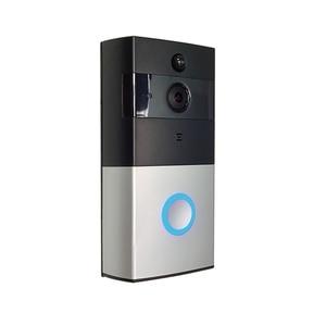 Image 3 - Alexa Google Full HD Wi Fi Enabled Smart Video Tuya WiFi Ring Doorbell Remote Control Door Bell Wireless Tuya Smart Camera 1080P