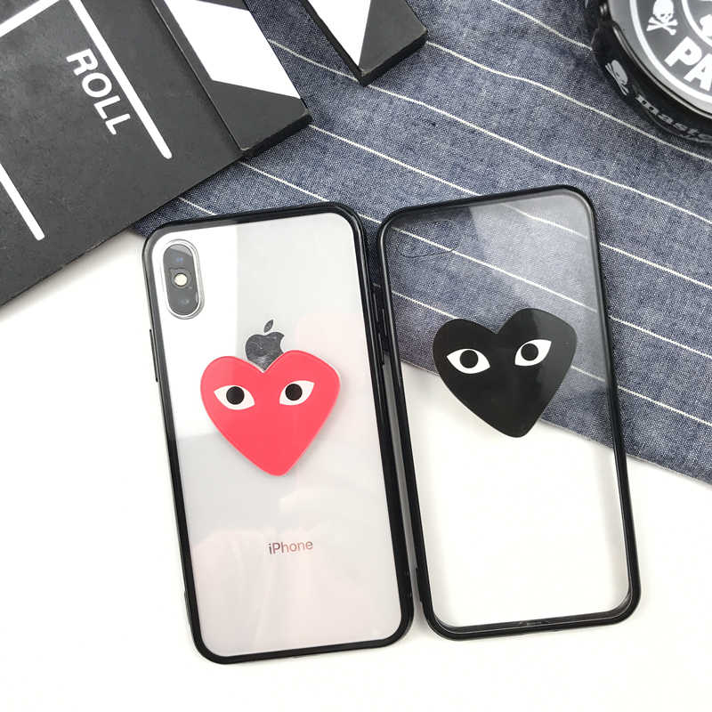 7dbe0bab266b Detail Feedback Questions about 3D CDG Play Comme des Garcons Soft ...