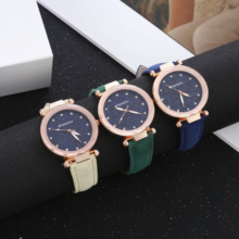2019Hot Contracted leisure fashion female star diamond surface table luxury watch women ladies watch Quartz Buckle diamond watch swatch watch the lady series leisure fashion quartz female watch lw162