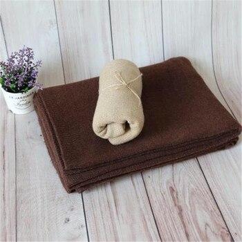Baby Knit blanket backdrop Soft swaddle blanket backdrop Baby stretch knit wrap Jersey wrap Photography props
