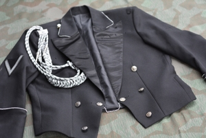 Image 5 - فستان سهرة ضابط EMD ، صوف قطني طويل