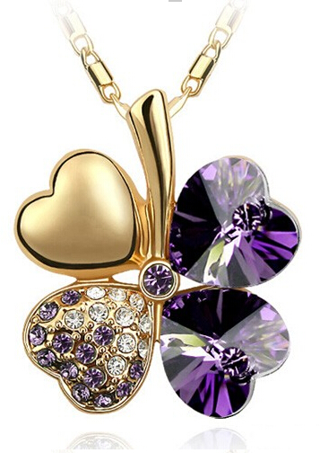 gold purpel
