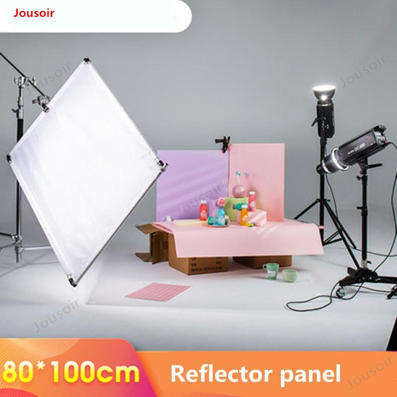 Godox 80*100cm Studio Reflector panel Photographic reflector Shading Board Medium Flag Board portable Light Plate CD50 T03Godox 80*100cm Studio Reflector panel Photographic reflector Shading Board Medium Flag Board portable Light Plate CD50 T03
