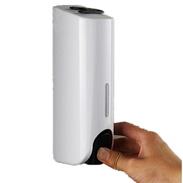 Online-Shop 350mlX3 Kunststoff Hotel Shampoo Dispenser Flasche Bad ...