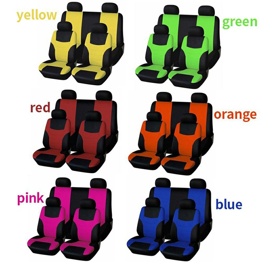Universal Classic Car Seat Cover Seat Protector Car Styling Seat Covers Set Exquisite Useful Seats Covers Car-styling
