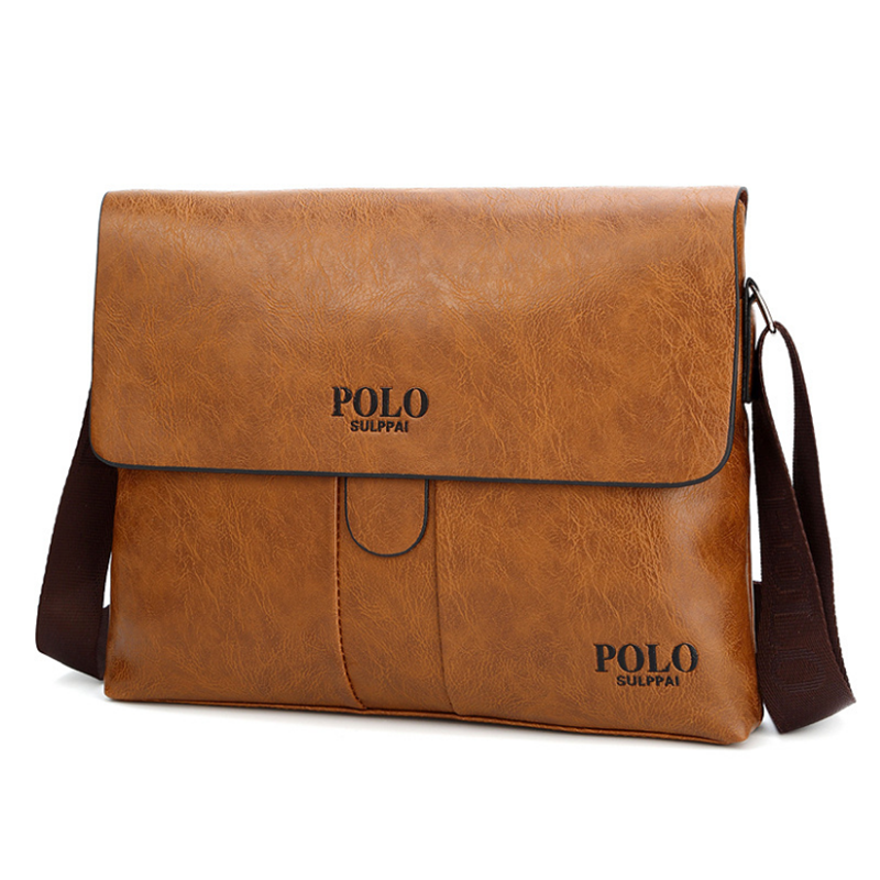 f4bca808b6be Henghsheng Для мужчин сумка Для мужчин Повседневное кожи прошу для модных  Бизнес Для мужчин сумка качества