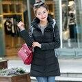 TX1113 Barato al por mayor 2017 nueva Otoño Invierno moda casual chaqueta caliente de las mujeres vendedoras Calientes mujer bisic abrigos