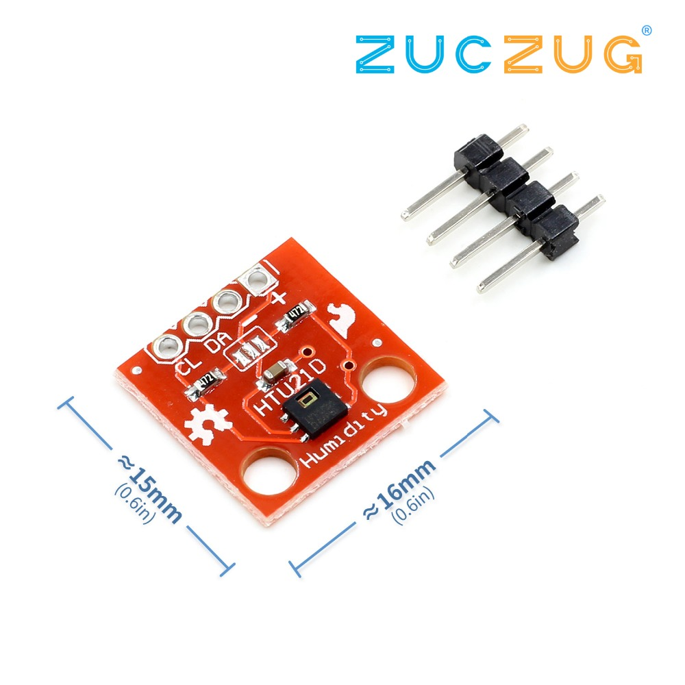 Temperature And Humidity Sensor HTU21D Sensor Module