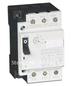 3VU16/DZ208-63  Motor Protective Circuit Breaker MPCB 1A-63A