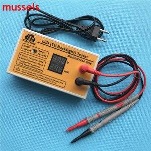 Image 3 - LED TV Backlight Tester LED Strips Test Tool 0 320 V Uitgang met Stroom en Spanning Display voor Alle LED Toepassing Nieuwe 1 pcs