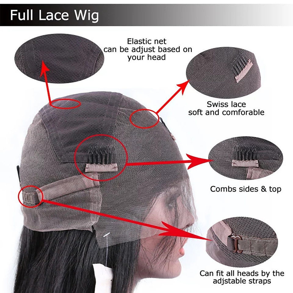 full lace wig human hair wigs