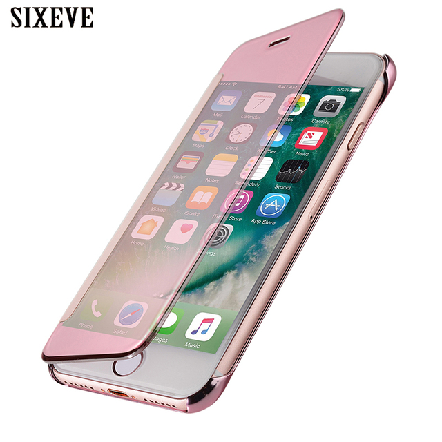 iphone flip case 6s plus