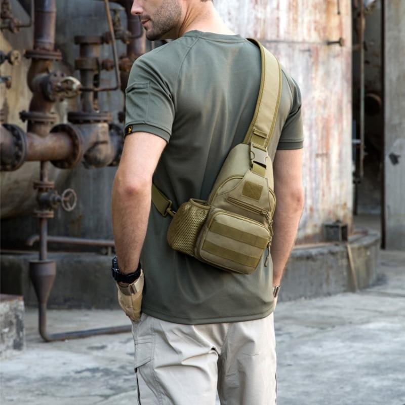 Trekking Arrampicata A Daypack Tracolla Camouflage Borsa Di Acu Militare Campeggio Nylon Viaggi Escursionismo Tattico b bm In Zaino Sport cp All'aria Aperta Caccia z zIwzqATF