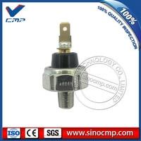 6732 81 3140 08073 10505 Excavator Oil Press Sensor Switch Single Pins for Komatsu