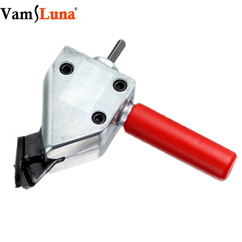 Nibble Metal Cutting Sheet Saw Cutter Drill Attachment Metal Cut Power Tool Accessories Stainless Steel Wire