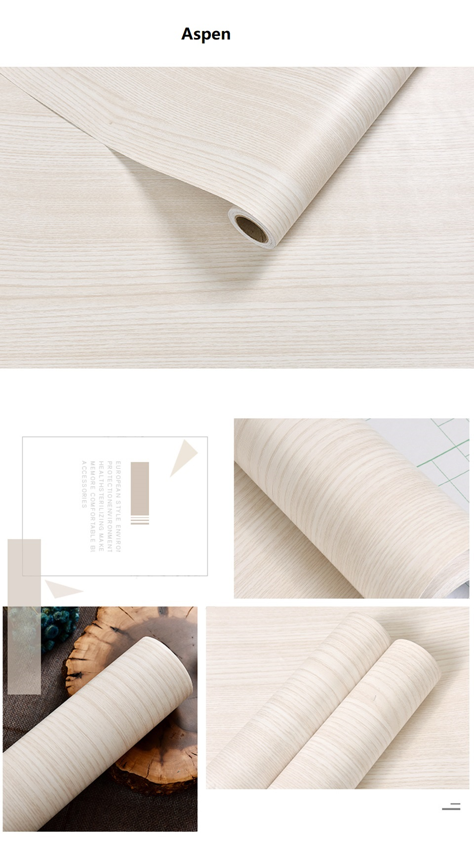 PVC Vinyl Wood Grain Contact Paper for Kitchen Cabinets Table Sticker Waterproof Self adhesive Wallpaper Phone Case Stickers HTB1PNNIcm8YBeNkSnb4q6yevFXau