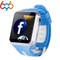 696 Смарт часы V5W SIM Камера Smartwatch для Android-смартфон сенсорный экран MTK6572 512 MB + 4 Гб памяти