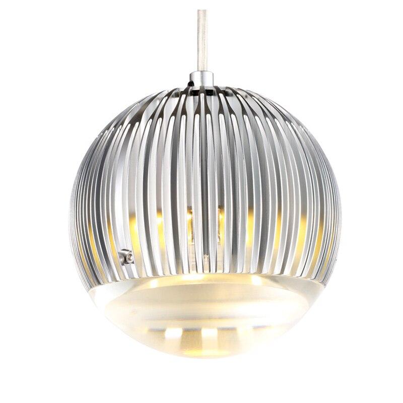 Modern Design Aluminum Fin Pendant Lights For Living Room Bedroom LED 220V Home Lighting Bar Pendant Lamp Fixtures 2016 Lampara