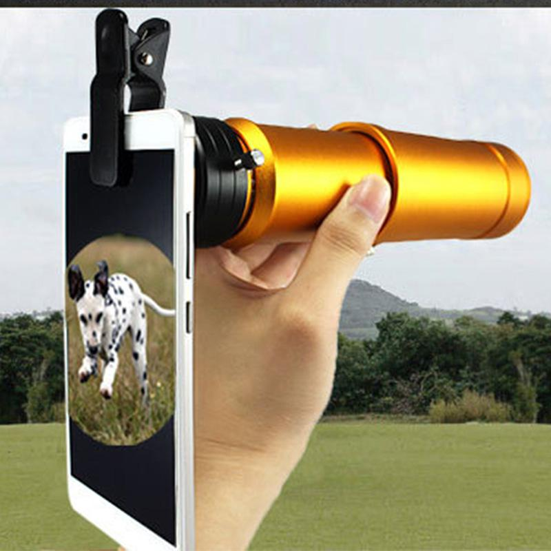 Mounchain Travelling telescope 10X50 high power Bird Watching Telescopes theatrical monoculars night vision for hunting