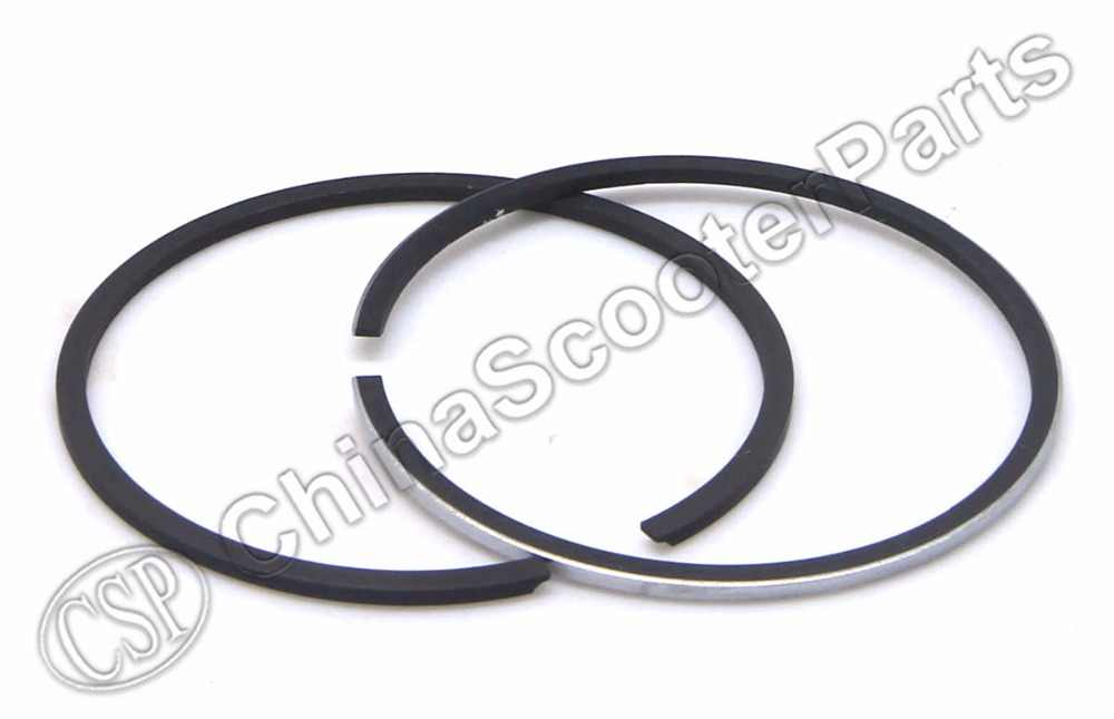 47 MM 1.5mm Ring Piston Kit Untuk 2 Stroke 70CC JOG MINARELLI 1E40QMB Minarelli JOG 50 3KJ 1P40QMB ATV Go Kart