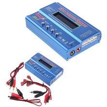 Chargeur iMAX B6 Lipo NiMh Li-ion Ni-cd Batterie Balance Numérique Chargeur Déchargeur Pour RC Hélicoptère Batterie Charge Re-pic