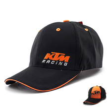 Latest Motor GP KTM Racing Baseball Cap Motocross Riding Caps Women Men Casual Adjustable Snapback Sun Cap Motorcycle Hat